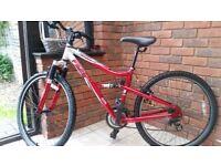Apollo mountain bike 26 wheels size