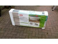 BRAND NEW SEALED Keter Storage Box with Seat 340 Litres - approx 125 x 56 x 61 cm