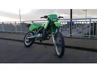 Kawasaki kdx 125 (Not kmx,dt,dtr,Dr,tsr)
