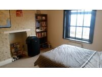 Double room with ensuite bath in 2-bed Bethnal Green flat - 875pcm - from end of Sept