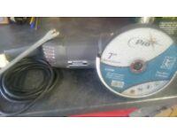 Black & Decker professional range angle grinder