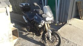Triumph Tiger 800 (abs Model)