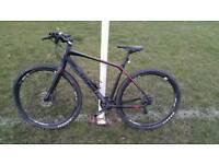 Giant toughroad slr1 2016 hybrid bike