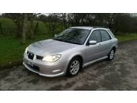 2007 Subaru impreza wagon estate 4x4 AWD 1.5 petrol
