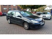 02 Focus 1.8TDDi diesel, Estate - // 10 months MOT, 64mpg, perfect clutch//