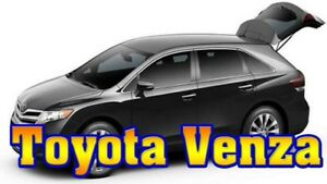 URGENTLY WANTED: A Toyota Venza.
