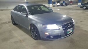 2007 Audi A6 sline 4.2L loaded. Clean safetied full  awd