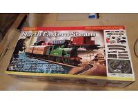 TRAIN SET HORNBY NORTH EASTERN STEAM