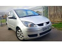 (((((Mitsubishi Colt 1.1Equippe 5dr))))