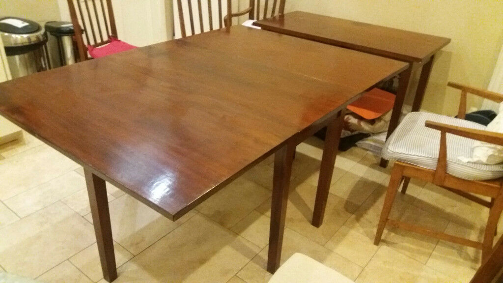 Antique 10 Seater Mahogany Dining Table