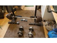 Gym Weights, Heavy Weights, Plates, Dumbbells , Fitness & Exercise Equipment