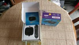 Now TV box, new and unused