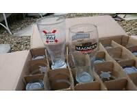 Pint glasses X 24