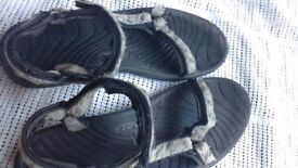 Teva Pretty Rugged Nylon Sandals S/N 6455 UK8.5