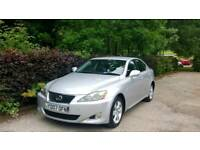 Lexus IS220d 2007 114k service history immaculate condition hpi clear px welcome