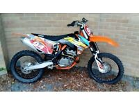 KTM SX-F 250 2015 SXF SX mx bike