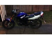 125cc and plenty of spares