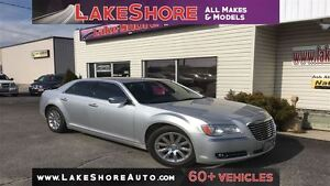 2012 Chrysler 300 Limited LEATHER SUNROOF
