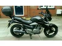 Suzuki GW250 Motorbike- Lots of Extras