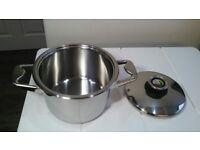 Zepter 4.0L Pot Superior Metal Excellent Condition RRP £200