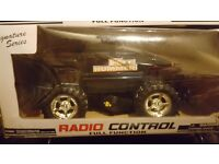 Selection of rc buggys trucks and cars