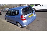 honda jazz automatic, low mileage, hpi clear, recently fully serviced