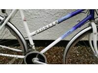 Ladies bike Raleigh Pioneer