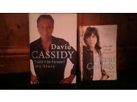 David Cassidy books