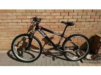 Jump bike frame hardtail mtb. Not dmr specialised ns bikes kona