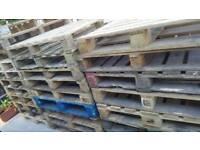 17x uk standard wooden pallet for sale