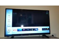 Fantastic condition 43inch smart tv