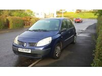 Renault Scenic 46000mil cheap
