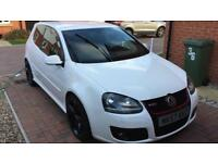 Mk5 gti 200 edition candy white