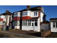 LOVELY 4 BEDROOM SEMI-DETACHED HOUSE AVAILABLE IN SECOND AVENUE, WEMBLEY, HA9 8QF