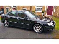 2006 SAAB 9-3 1.9 TiD LINEAR SPORT 120, 1 OWNER, FULL SERVICE HISTORY, BELTS CHANGED