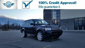 2006 Land Rover Range Rover Sport Supercharged!! Apply Now!!