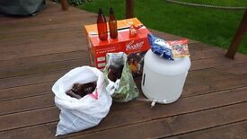Coopers beer making home brewing kit 40 pints