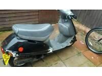 50cc Honda Vision