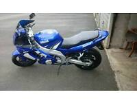 Yamaha YZF 6R Thundercat 600cc. sport / tourer