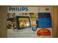 Brand New Digital Photo Frame with memory card