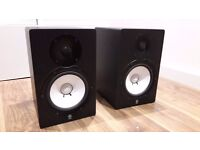 YAMAHA HS 80M Studio Monitor Speakers. Excellent condition!! £400