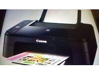 Cheap. PIXMA wireless printer scanner copier. Collect today cheap
