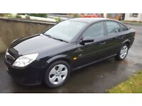 2007 Vauxhall Vectra 1.9 CDTI, black, only 92,000 miles, good condition, economical