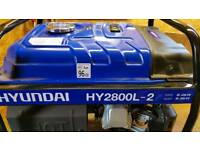 Low noise (65db) Generator 240v 2000w