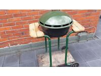 Marks & Spencer Charcoal kettle BBQ Grill.