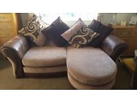 Two settees