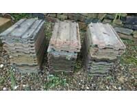 Concrete roof tiles 40+