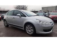 CITROEN C4 FACELIFT 2.0 HDI EXCLUSIVE 6 SPEED 5 DOOR 2009 / 1 OWNER / SERVICE HISTORY / HPI CLEAR