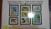Instant Hanging Gallery Contemporary Picture Frame