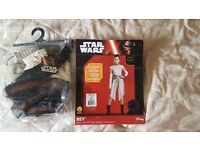 Star Wars Ladies Rey Fancy Dress Costume - Small